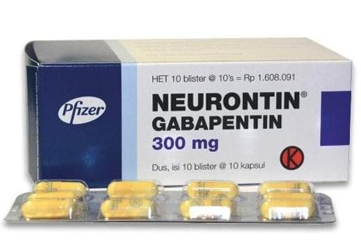 Gabapentin 300mg